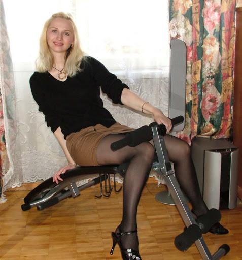 Порно зрелые русские блондинки 75