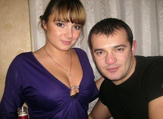 фото русской пары частное